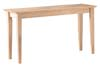 image of Parawood Shaker Sofa Table