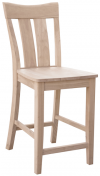 image of Parawood Ava Stool