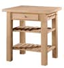 image of Parawood Kitchen Island