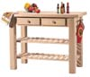 image of Parawood Super Kitchen Island